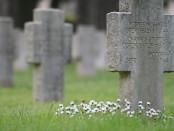 Cimitero militare tedesco germanico Pomezia RM
