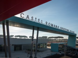 castel romano shopping center